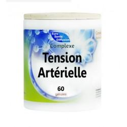 Tension Artérielle (60 gélules végétales de 491mg)