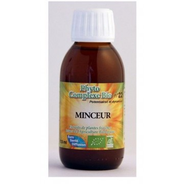 Minceur Phyto complexe bio N°22