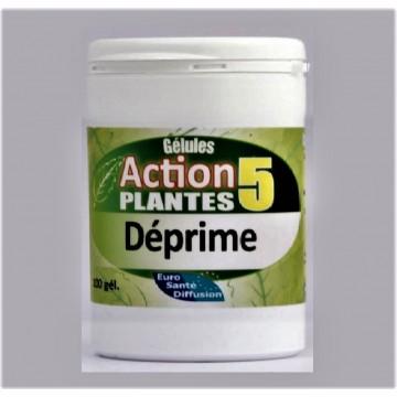 Déprime - 100 gélules végétales de 395 mg