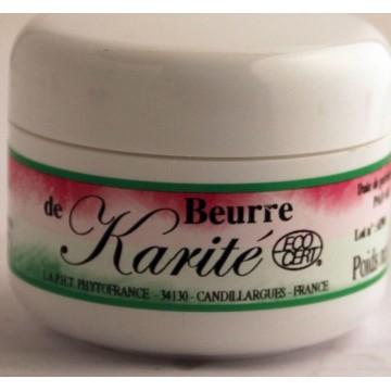 Beurre de Karité (pot de 80 gr)