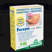 FERZYM FLORE + BIO (15 souchets orosolubles)