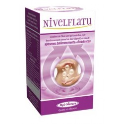 Nivel FLATU (30 gélules végétales de 624 mg)